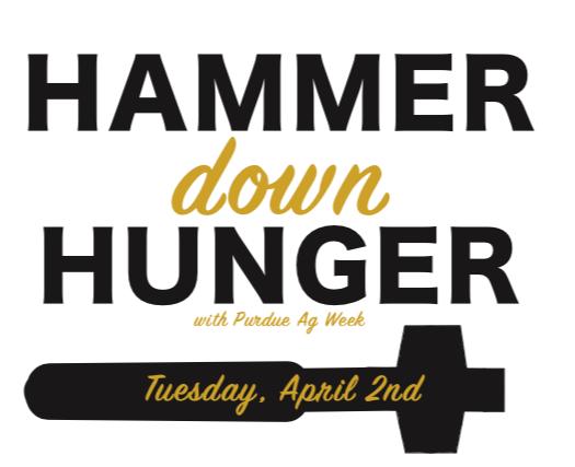 Hammer Down Hunger
