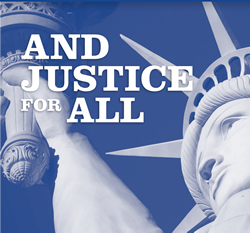 Justice for All graphic