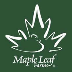 Maple Leaf Farms logo