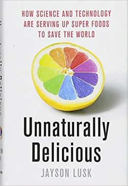 Unnaturally Delicious book
