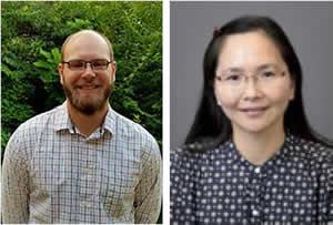 Jason Ackerson and Hui Hui Wang