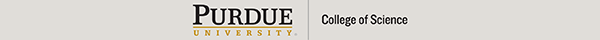 Purdue University College of Science logo