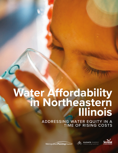 Water Affordability publication cover